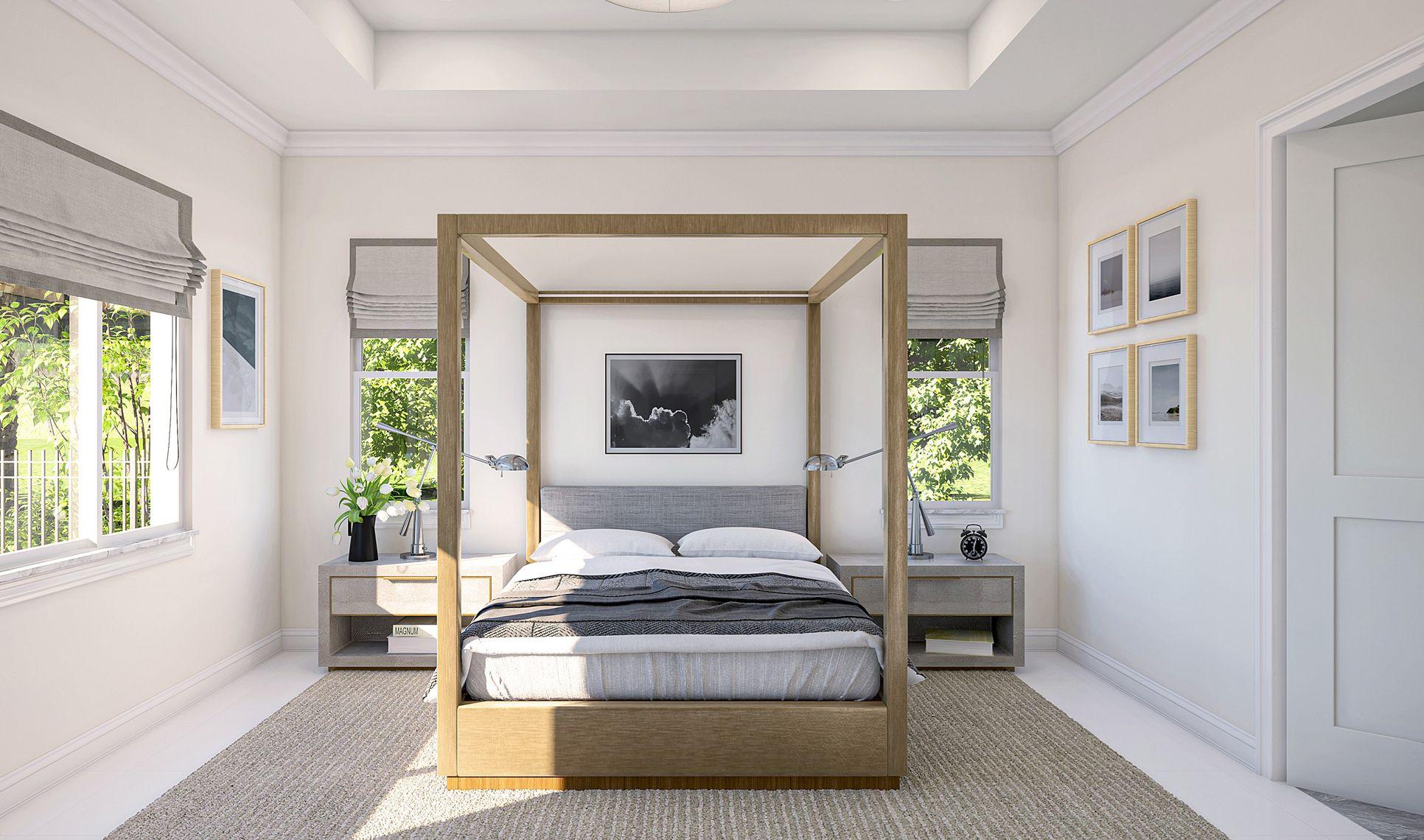 Interior:Beautiful owner's suite