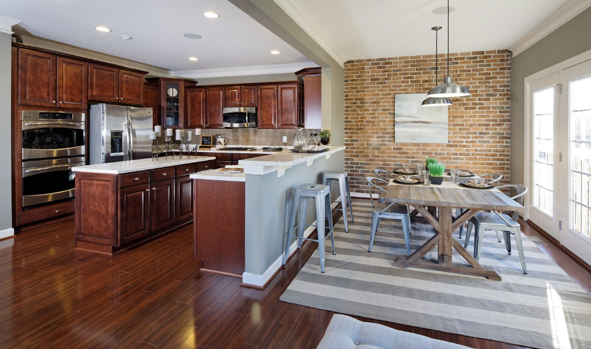 River Pointe Townhomes in Leesburg, VA :: New Homes by K ...