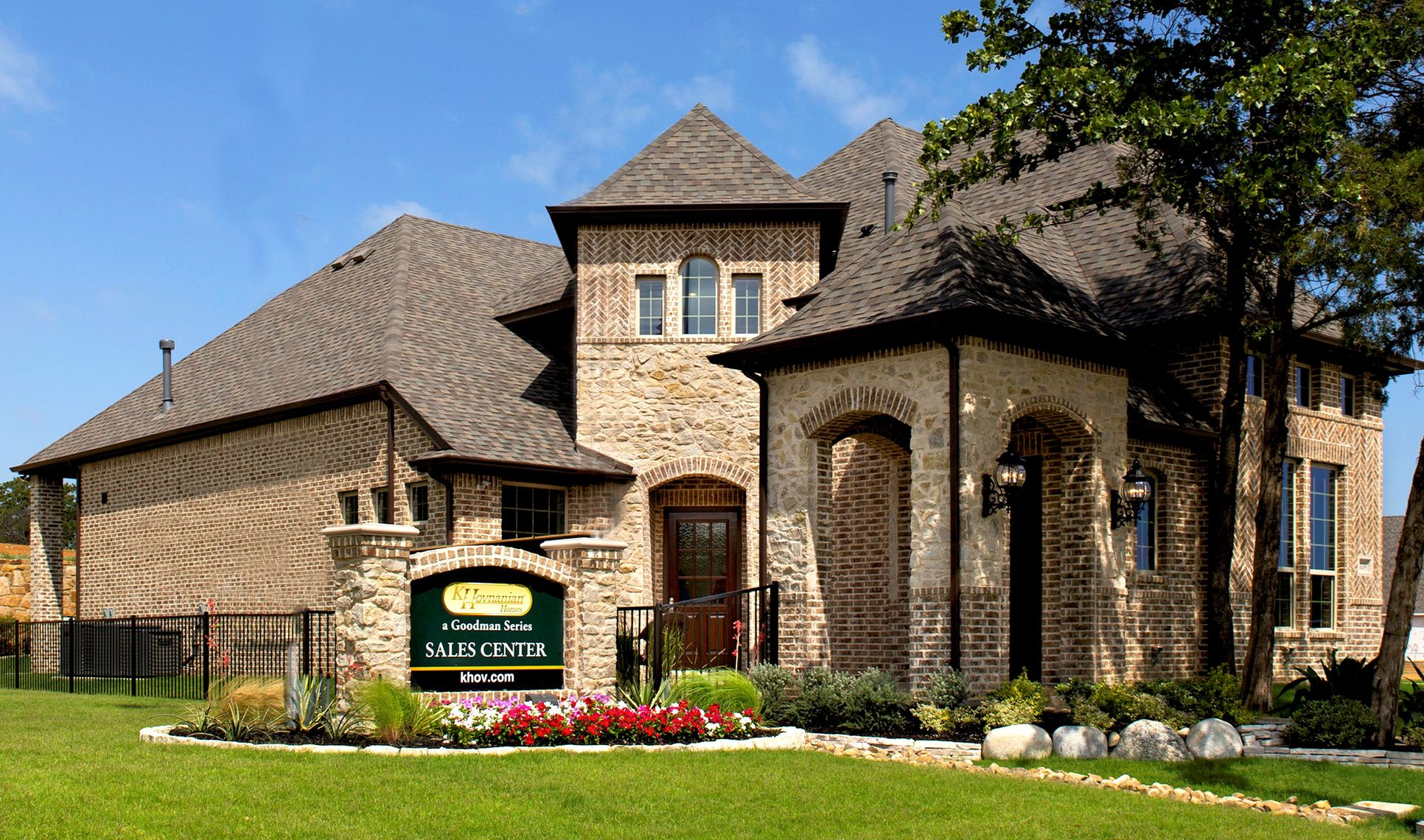 Lake Pointe in Grapevine, TX :: New Homes by K. Hovnanian ...
