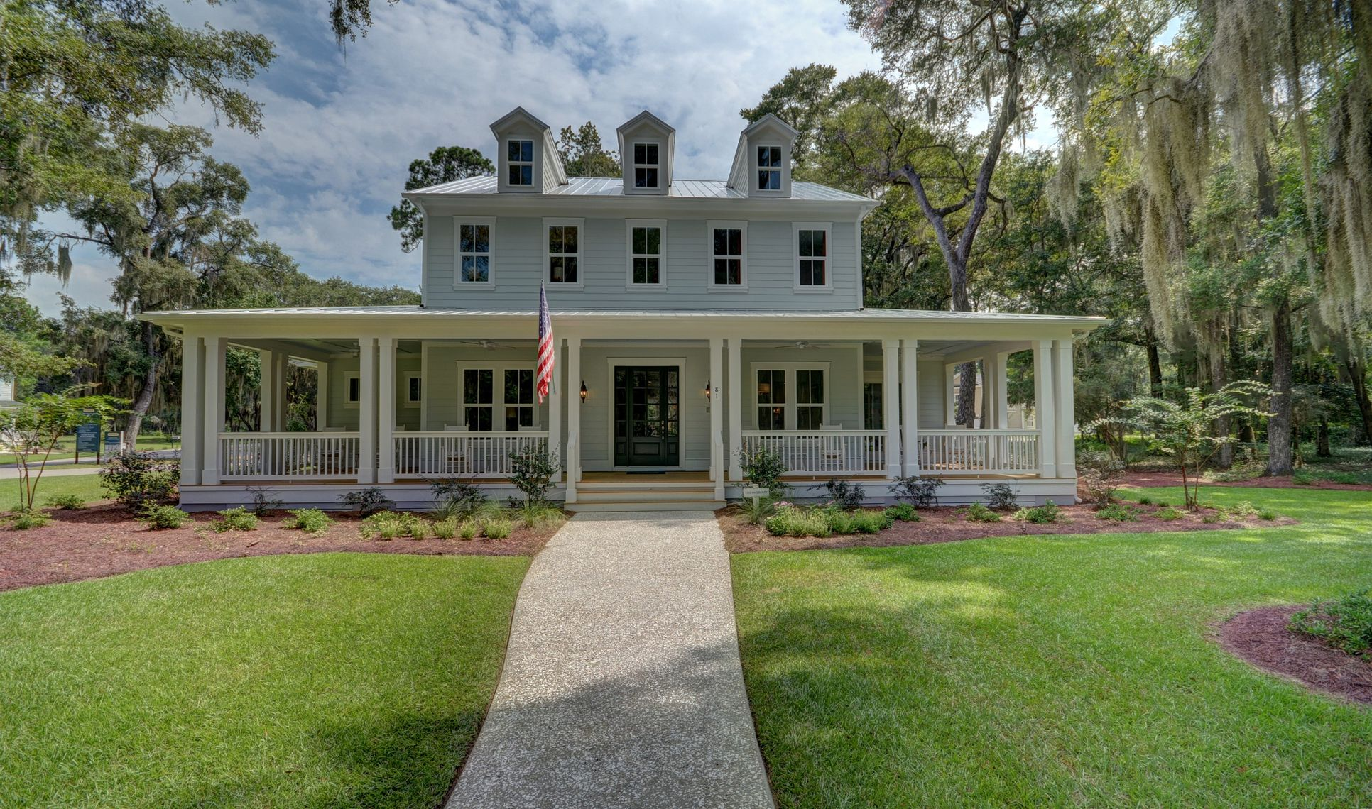 Coosaw Point in Beaufort, SC :: New Homes by K. Hovnanian ...