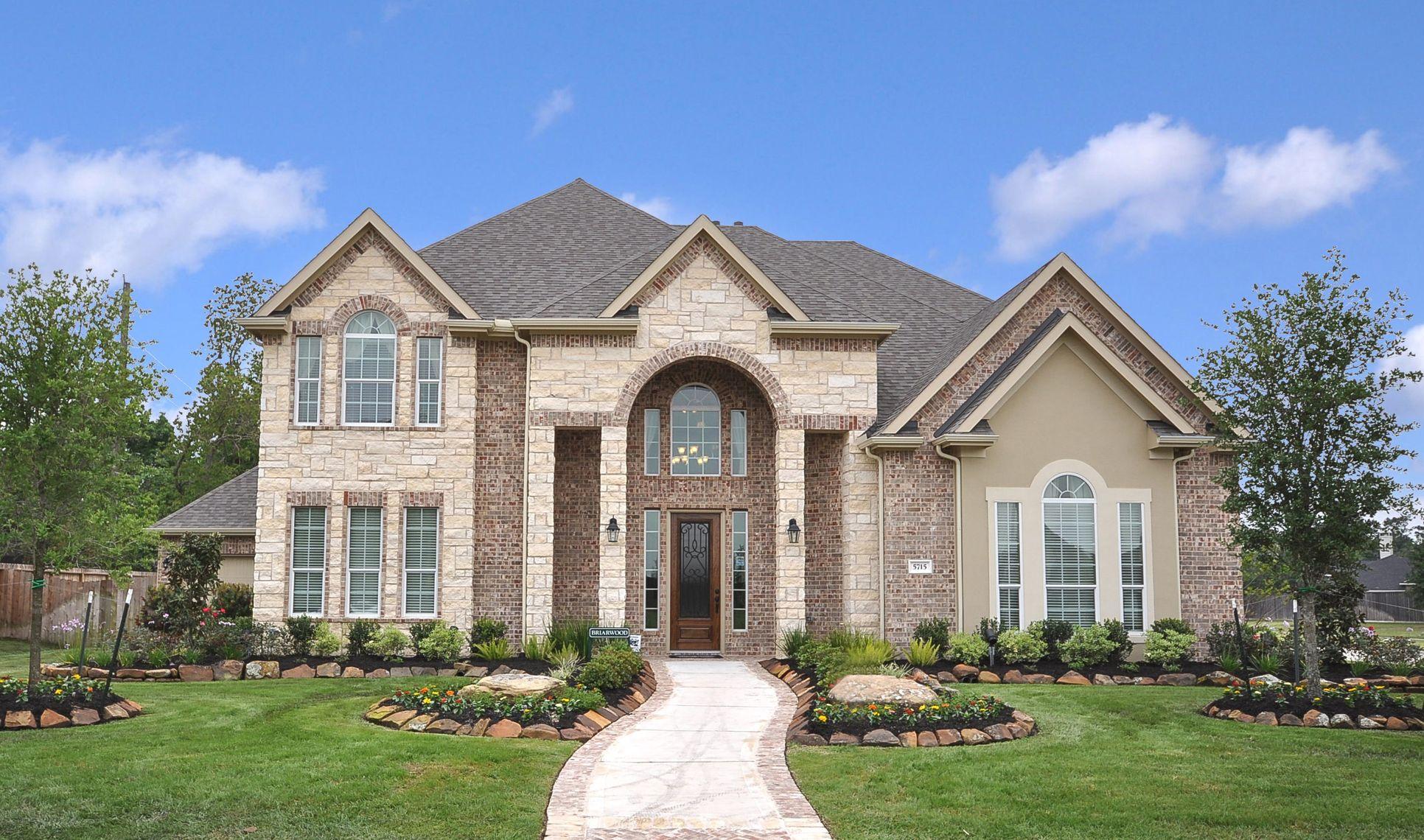 Amanda Glen at Ashley Pointe in Houston, TX :: New Homes ...