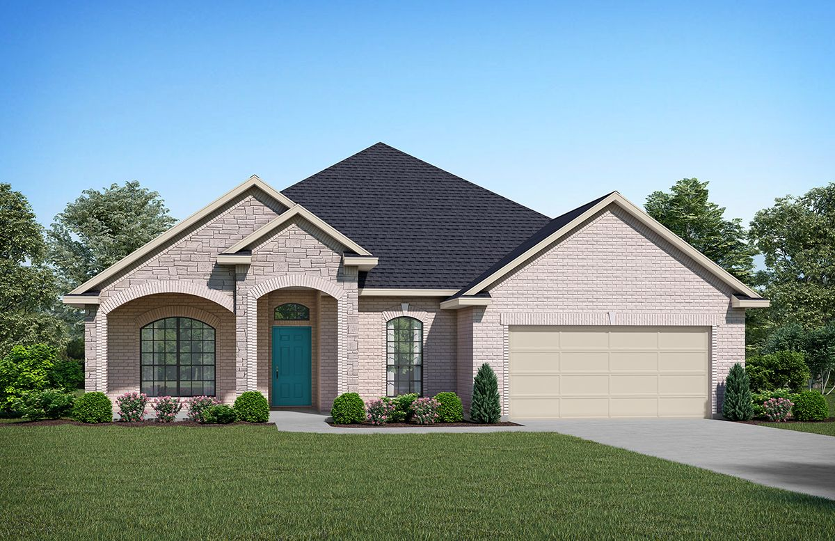 Images are artist renderings and will differ from the actual home built.:2923 Rems