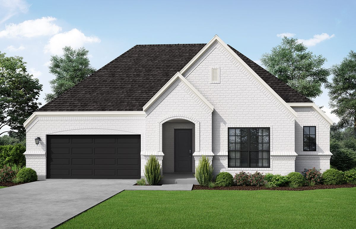 Images are artist renderings and will differ from the actual home built.:125 Branson Falls