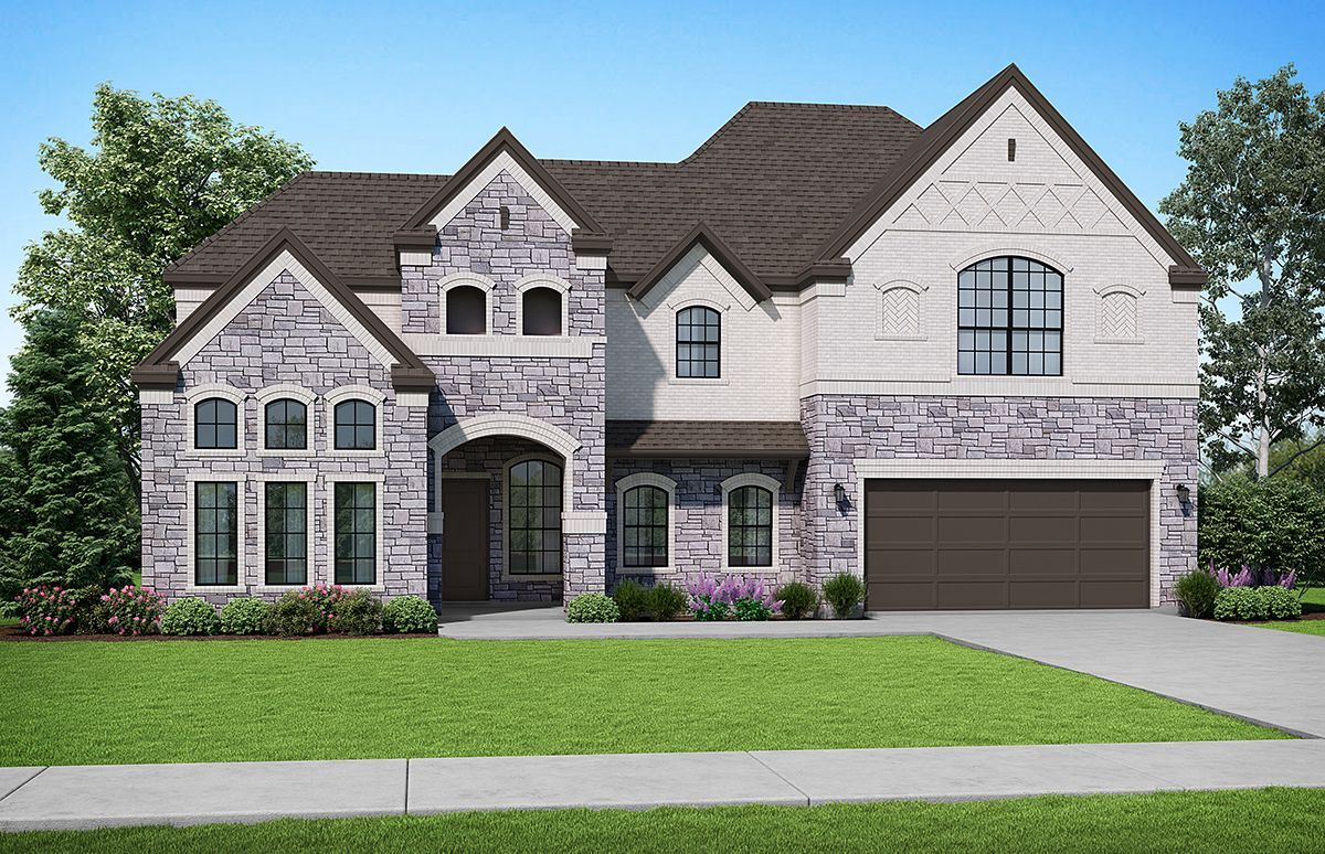 Images are artist renderings and will differ from the actual home built.:128 Wildrose Hill