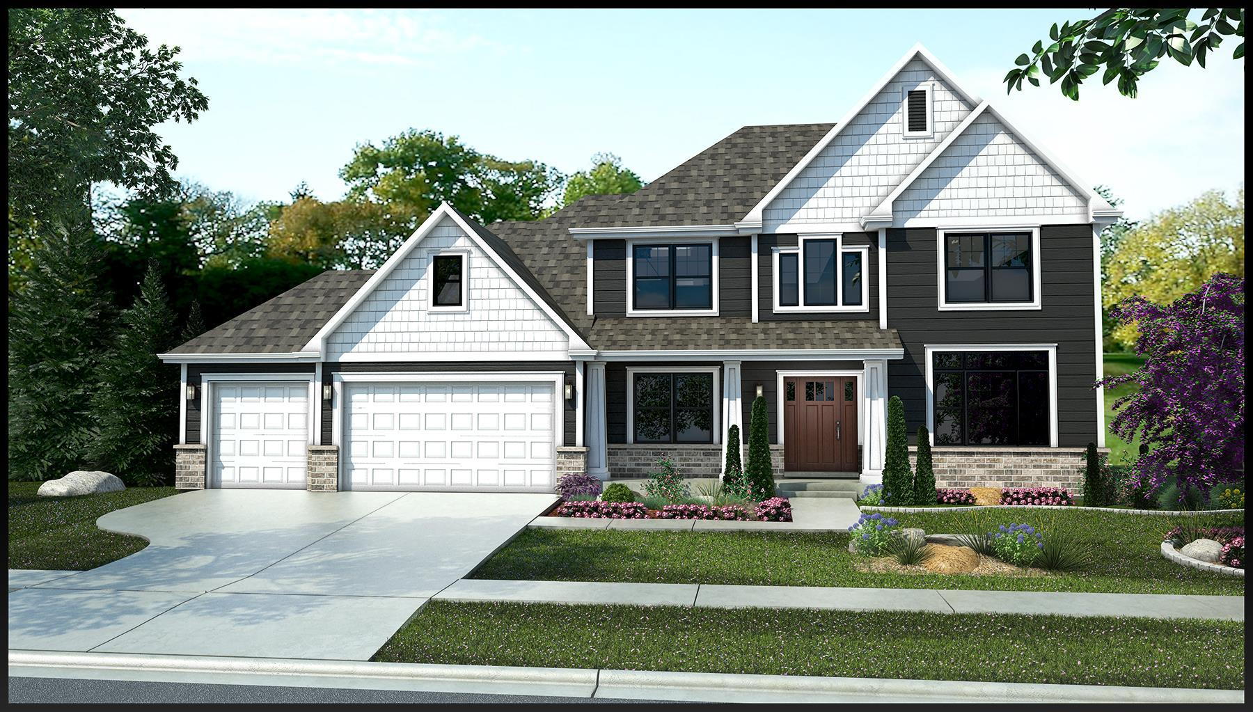 King's Court Builders:Ainsley Elevation