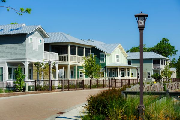 The Neighborhood:NatureWalk at Seagrove by Kolter Homes