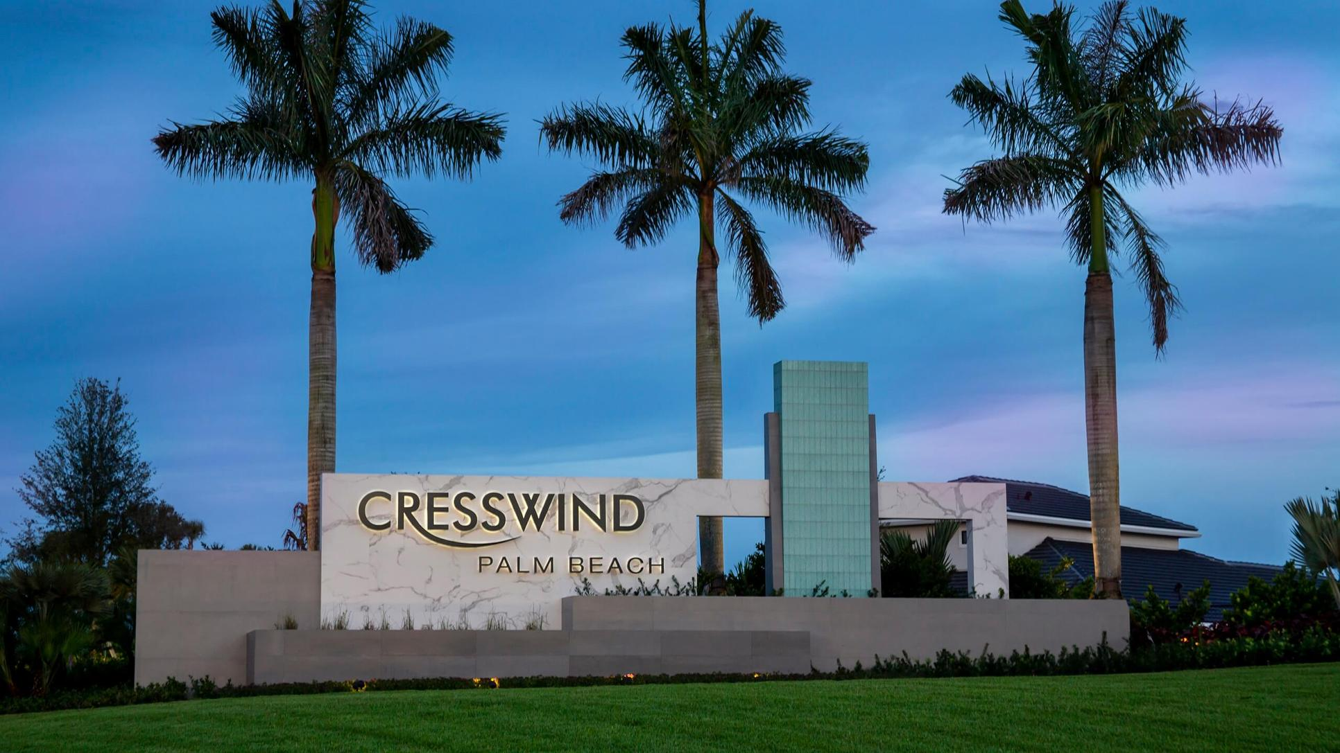 Cresswind Palm Beach,33470