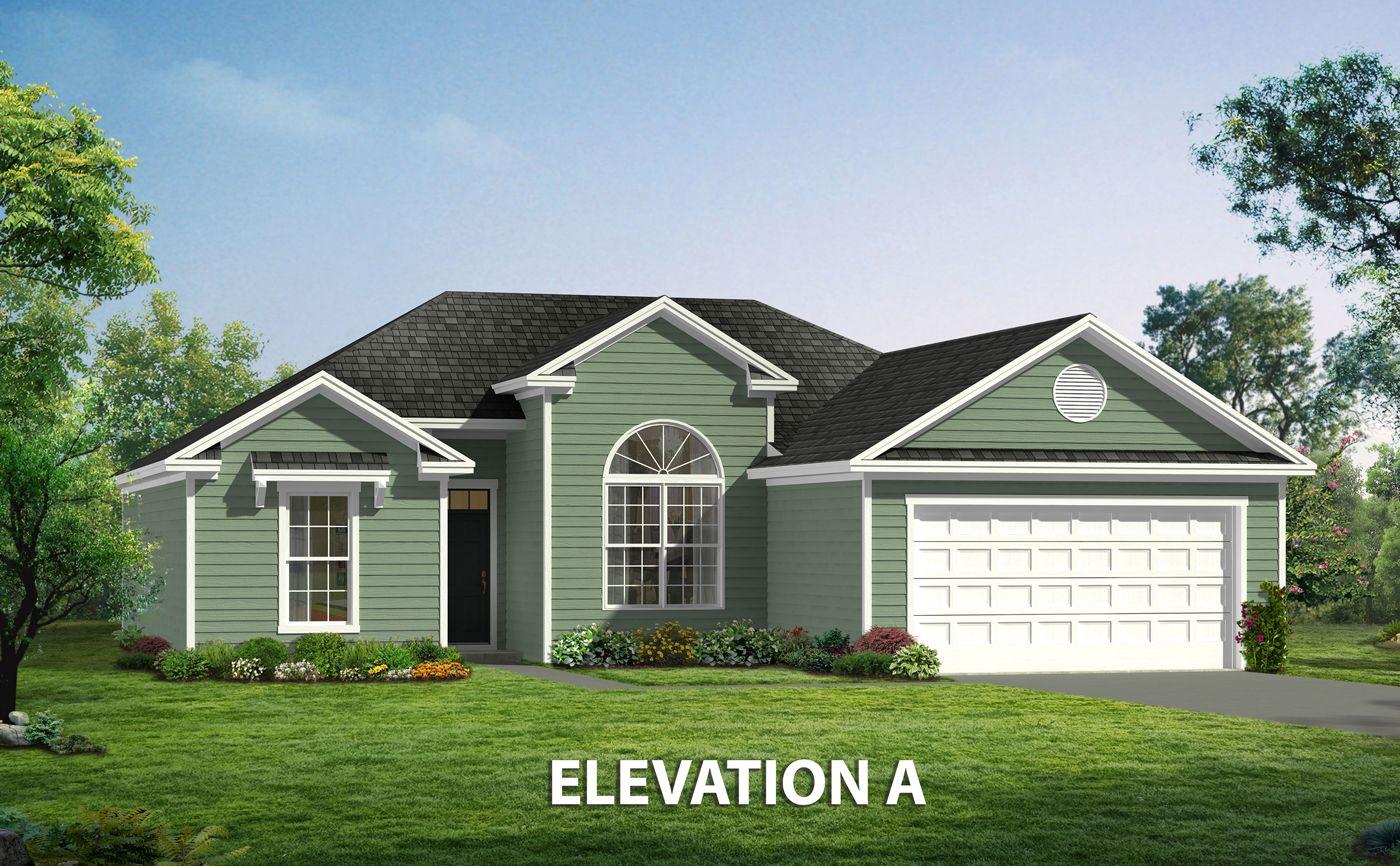 Exterior:Konter Quality Homes Baldwin Ele A 20160716