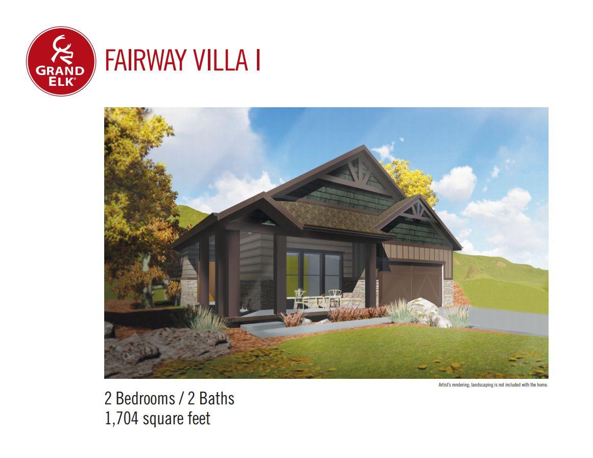 Fairway Villa I:Elevation