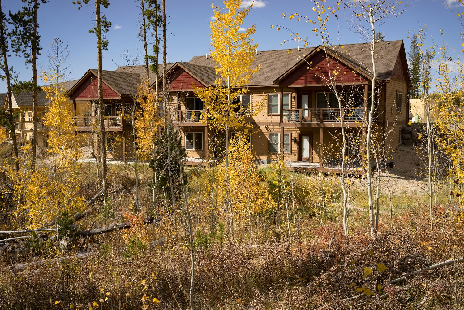 Pronghorn Townhomes