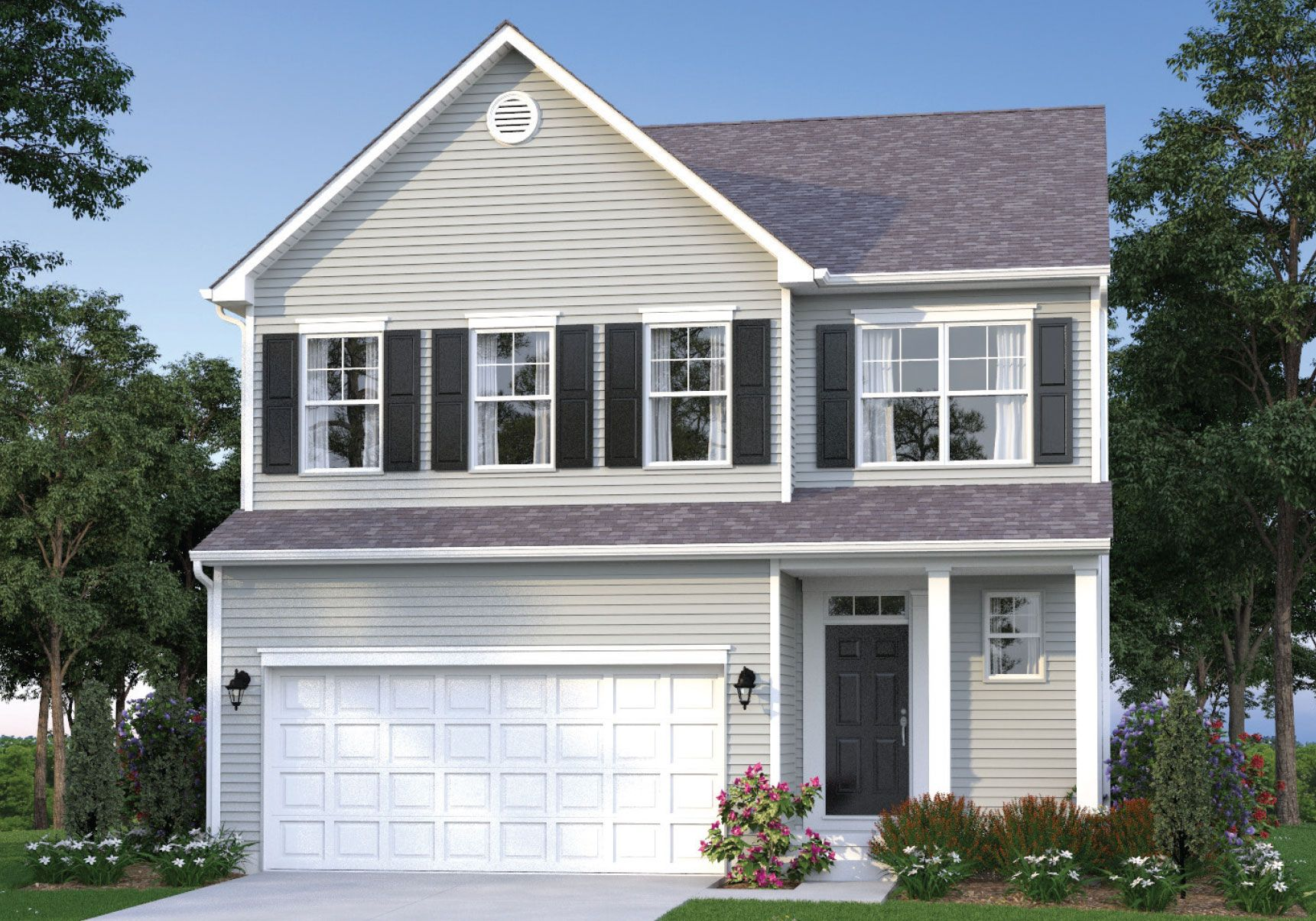 The Pointe :Elevation 1