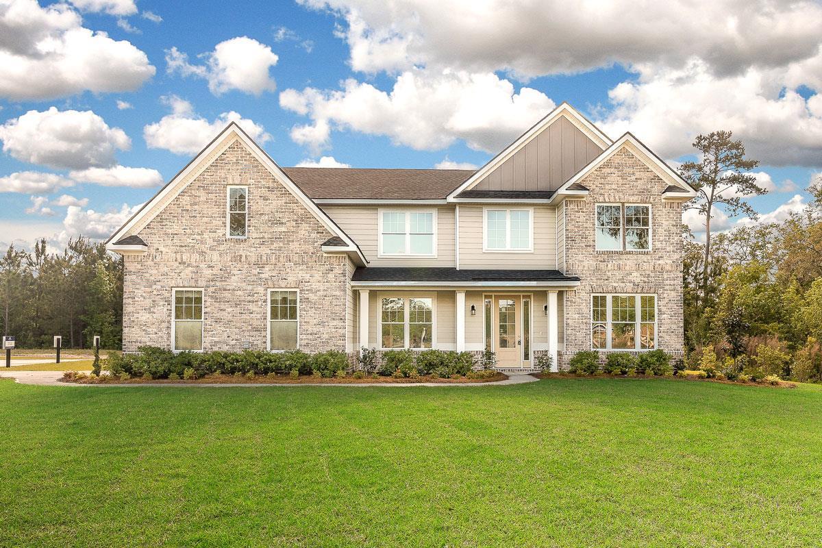 The Sapelo:The Sapelo plan built my Lamar Smith Homes