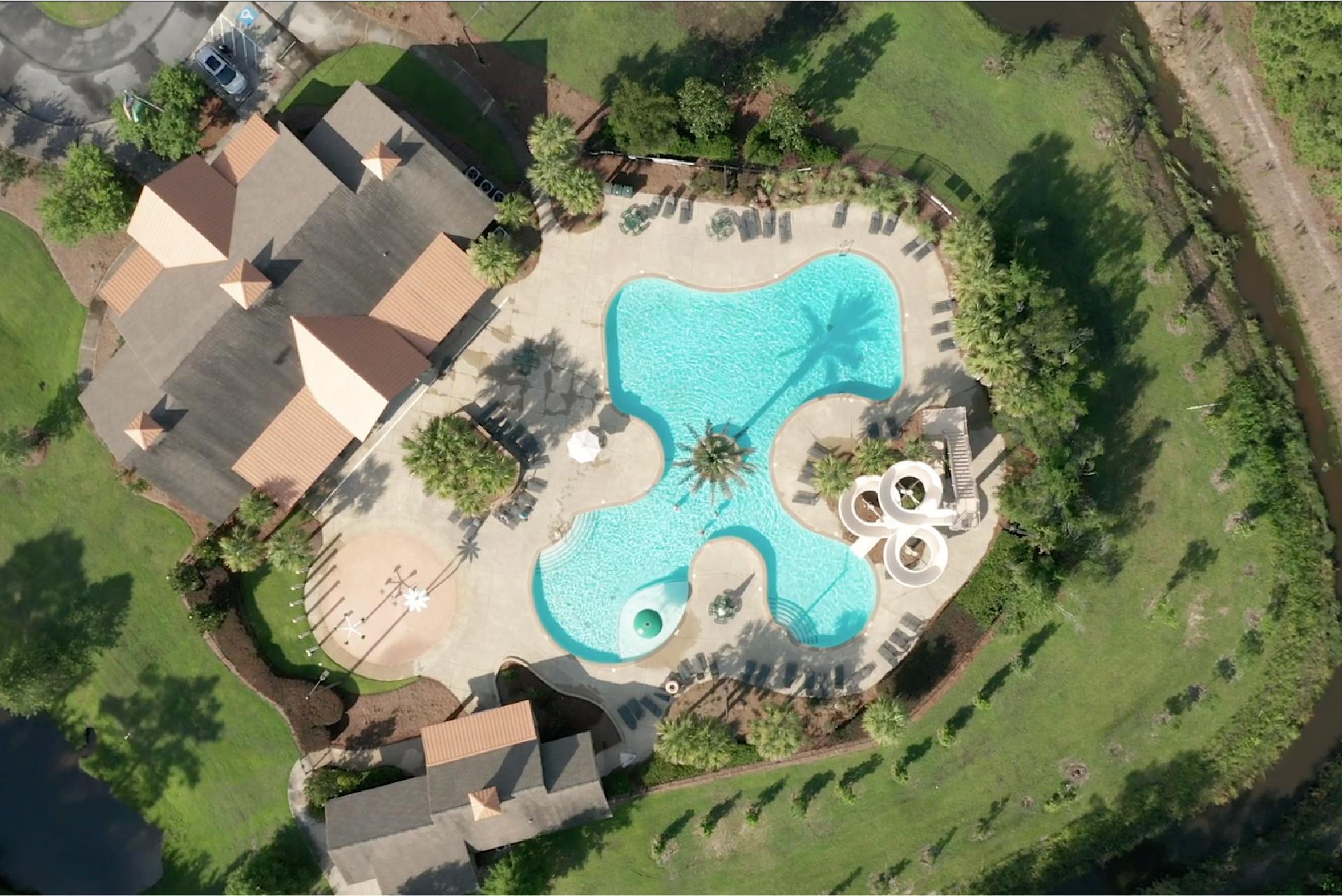 Savannah Highlands Community Pool:Savannah Highlands Community Pool