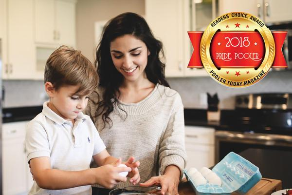 2018 Voted Reader's Choice Home Builder