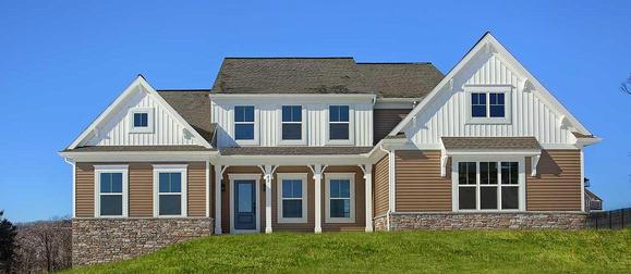 The Westbrooke Home Plan in Wrightsville PA