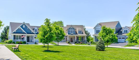 Home Towne Square 55+ Community Lancaster County PA