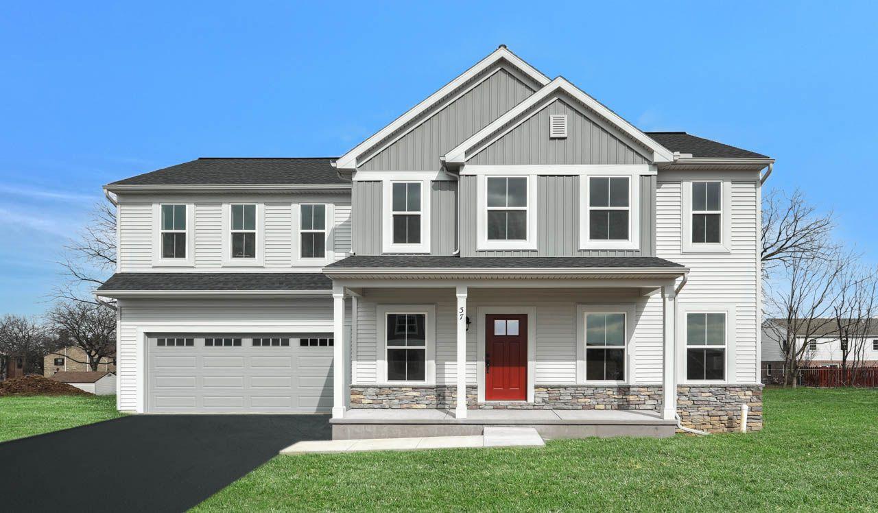 Greystone Crossing Model Home