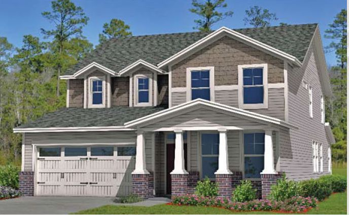 Elevation LE:LE available in select Landmark 24 communities