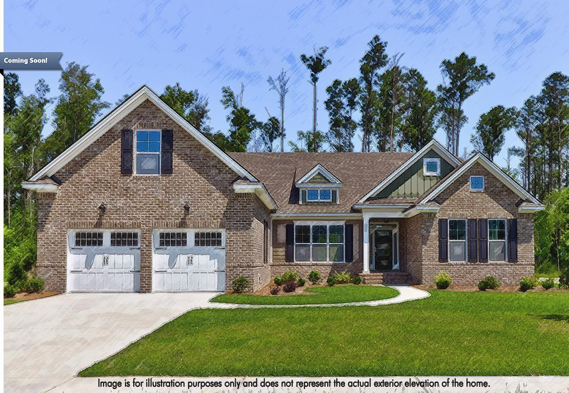 Kennesaw II LE Elevation:LE Elevation is only available in select Landmark 24 Communities
