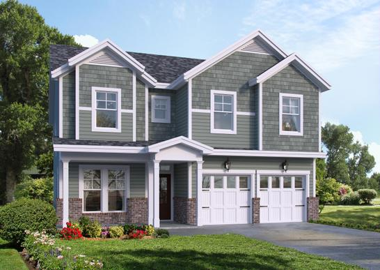 Richmond LE :LE Elevation is Available in Select  Landmark 24 Communities