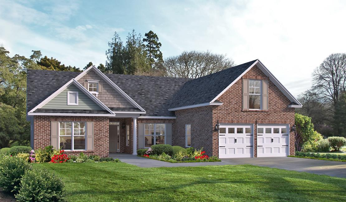 Brookdale II LE:LE Elevation is Available in Select Landmark 24 Communities