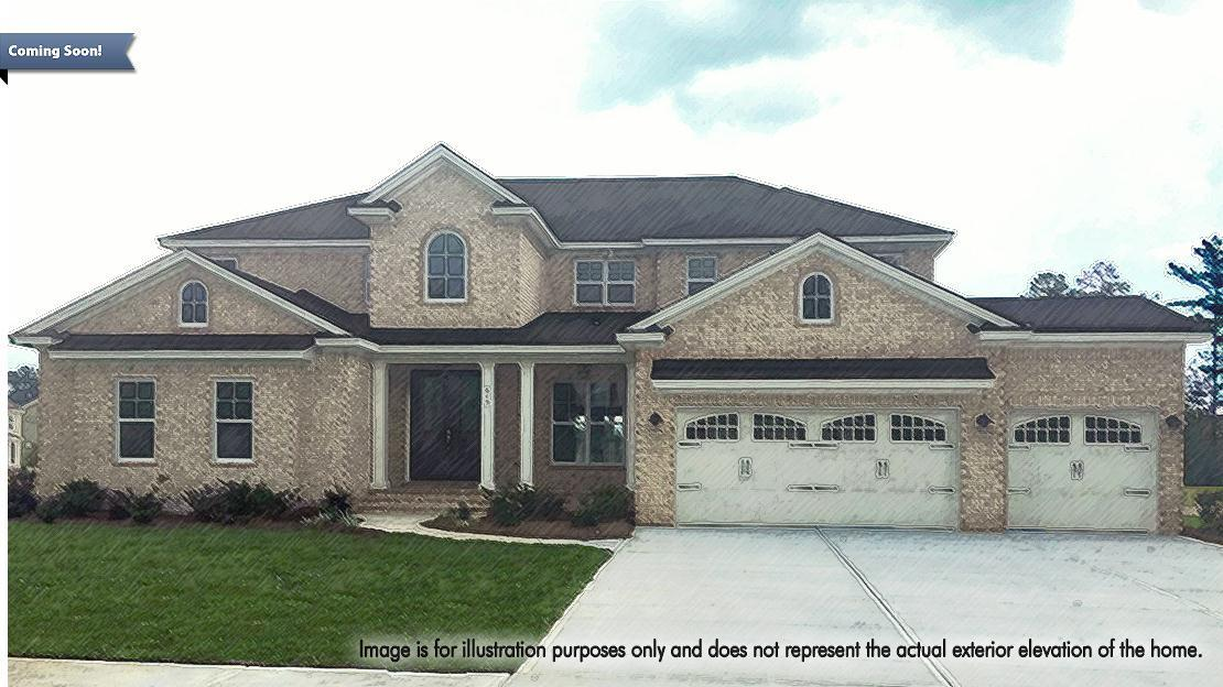 Colleton II LE Elevation:Available in select Landmark 24 Communities