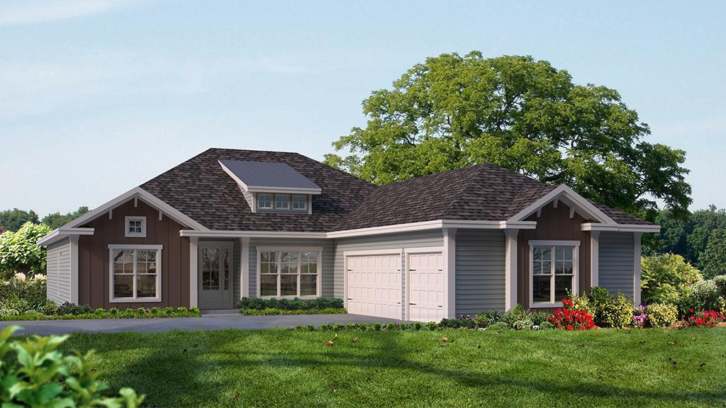 Southport IV A-LE Elevation:LE elevations are available in select Landmark 24 communities.