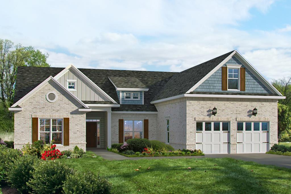 Charleston LE:*LE Elevation is available in Select Landmark 24 Communities