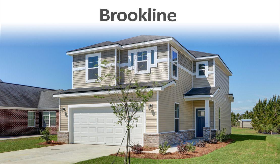Brookline Title Image