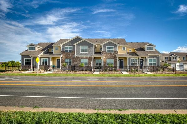 Kendall Brook Townhomes