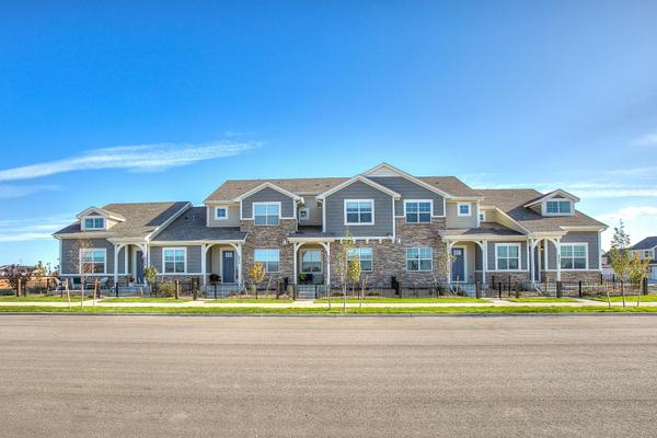 Timnath Ranch :Townhomes