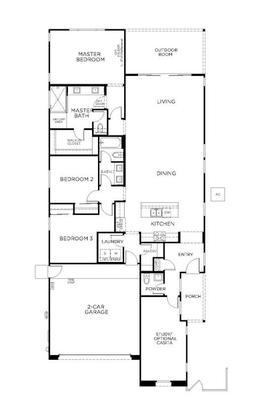 Plan 3511:Floor Plan