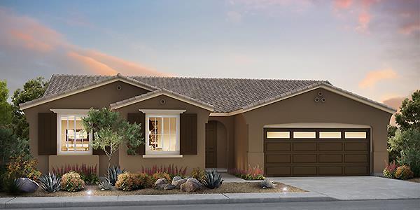Residence 2045:Elevation Image A