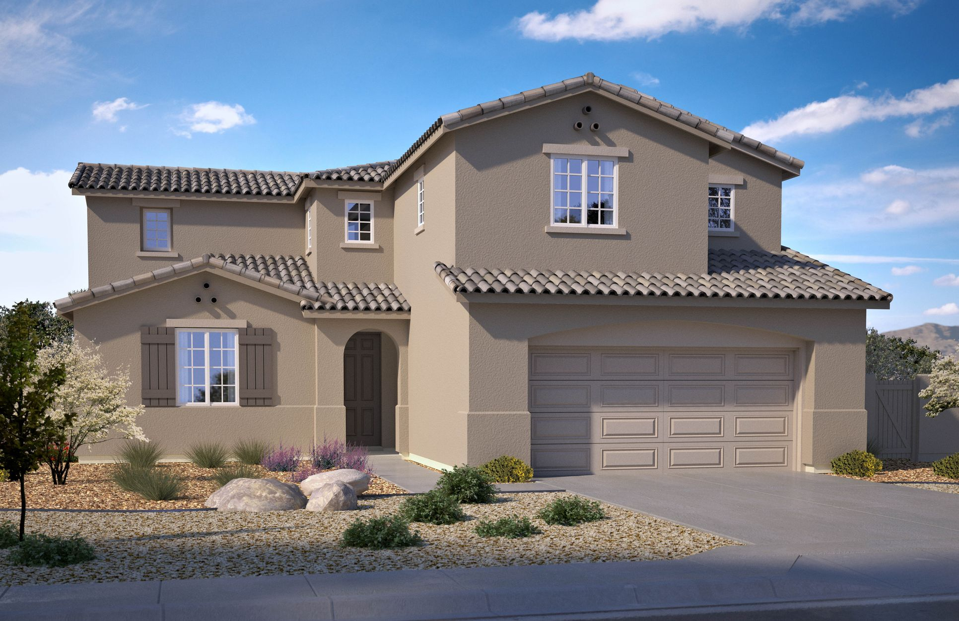 Residence 2155 :Elevation A