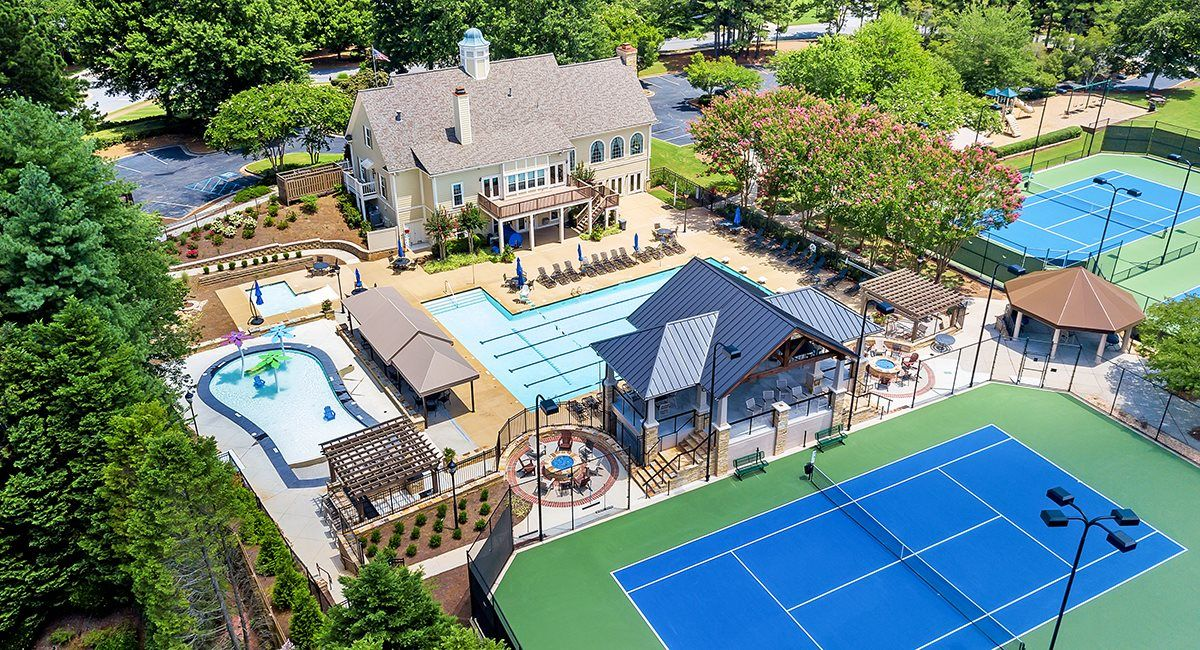 Briarstone At Nesbit Lakes Amenities