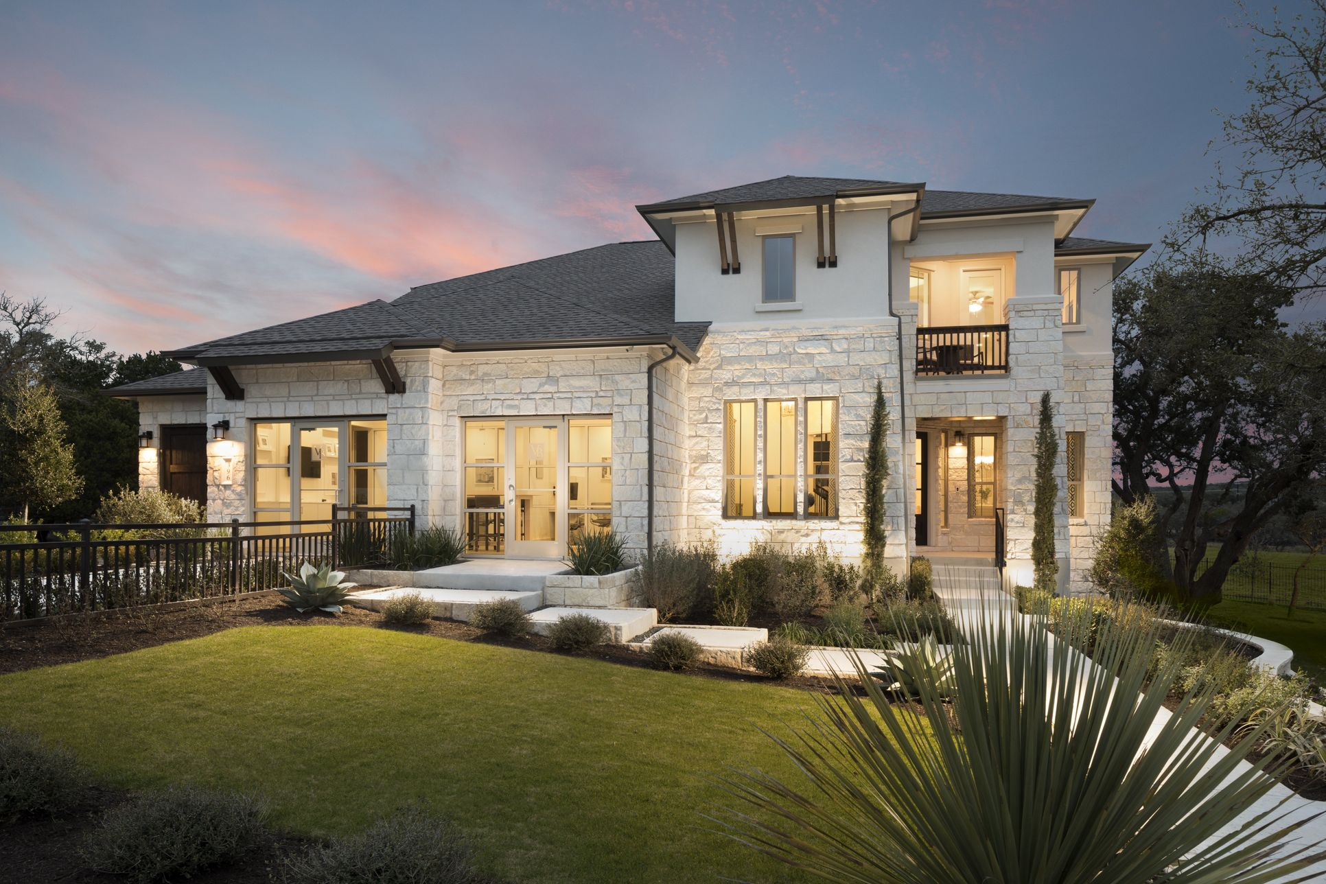 Broadmoor Model Home
