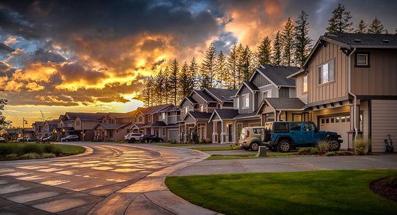 Breathtaking Streetscapes