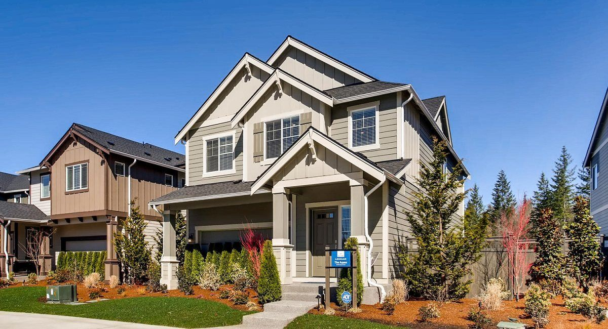 View the Aspen Model Home in the Model Showplex