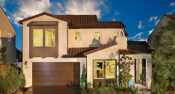 New Homes in Chula Vista - Residence 2A