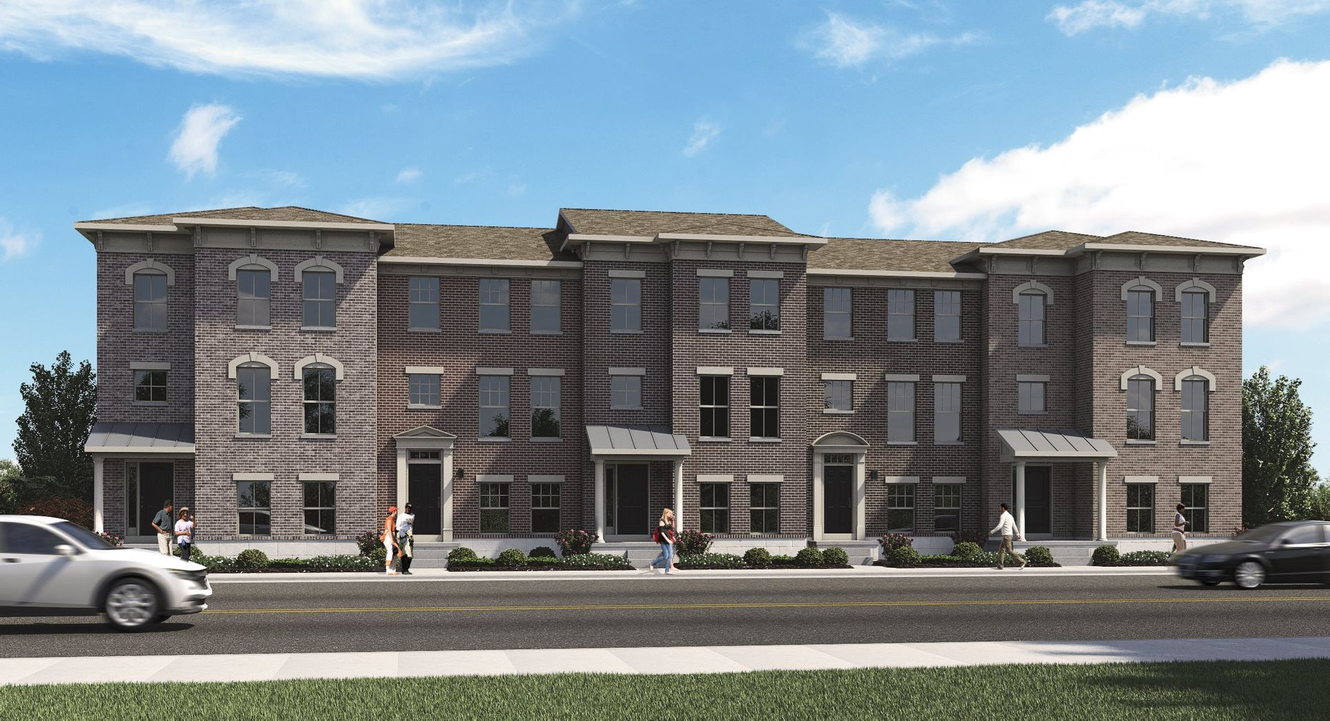 New Homes for sale in Zionsville, IN by Lennar