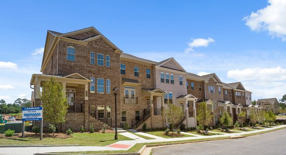 South on Main Townhomes