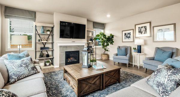 Beautiful Great Rooms