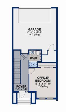 Flagler First Floor - No Furniture