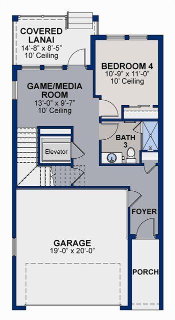 Mainsail First Floor No Furniture