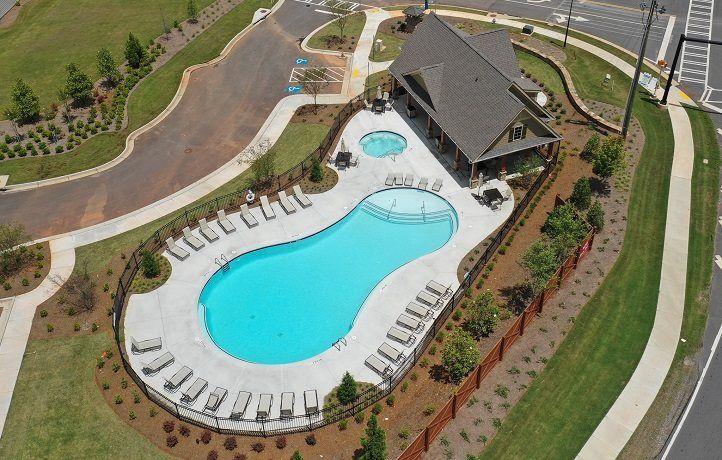 Avery Landing Pool