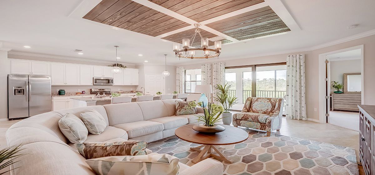 Brandywine living room