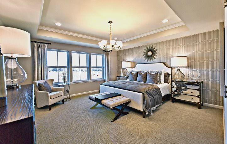 Spacious Owner's Suite