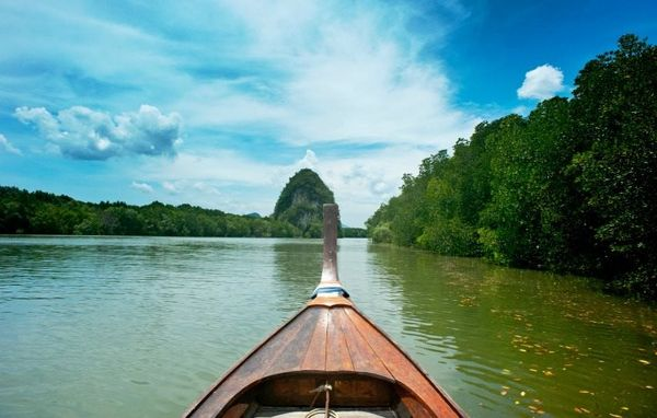 Canoeing on the Schuylkill