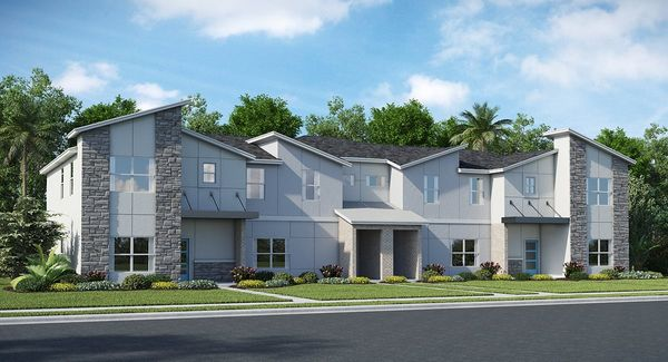 Luxury Resort Townhomes at ChampionsGate