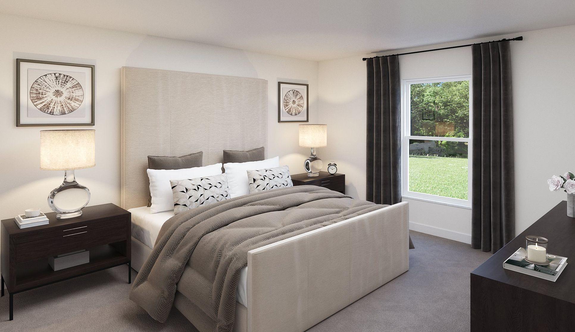 Dover Master Bedroom